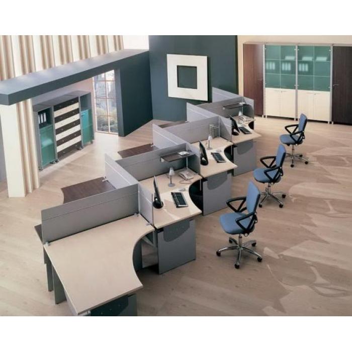 Функциональная мебель для персонала