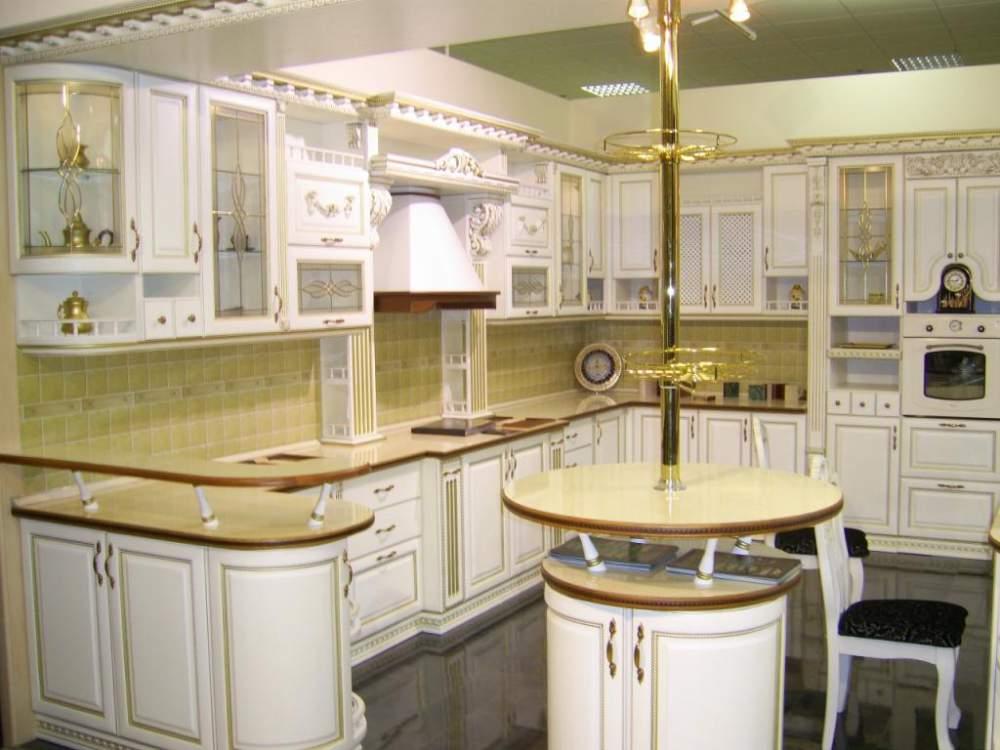 Функциональная мебель на кухне