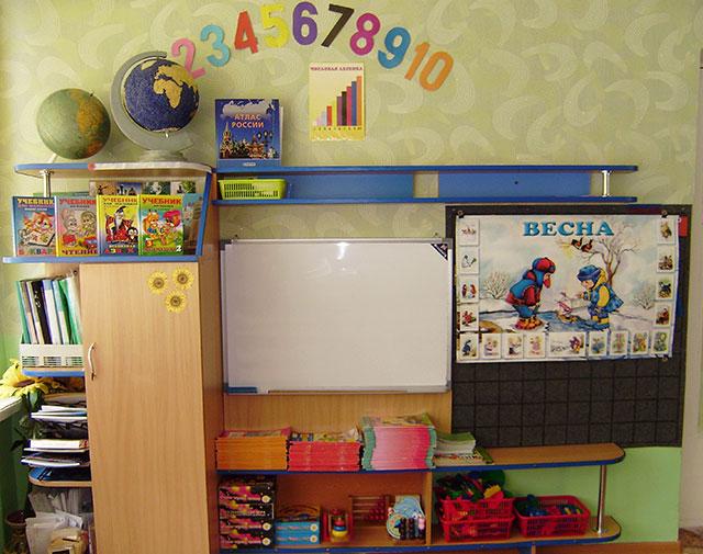 Функциональные игровые зоны в детском саду