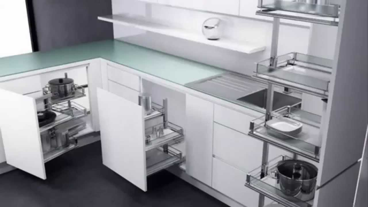 Кухонная мебельная фурнитура