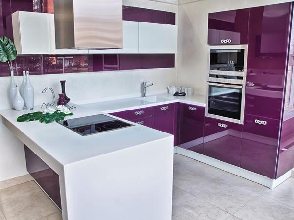 G образная мебель для кухни
