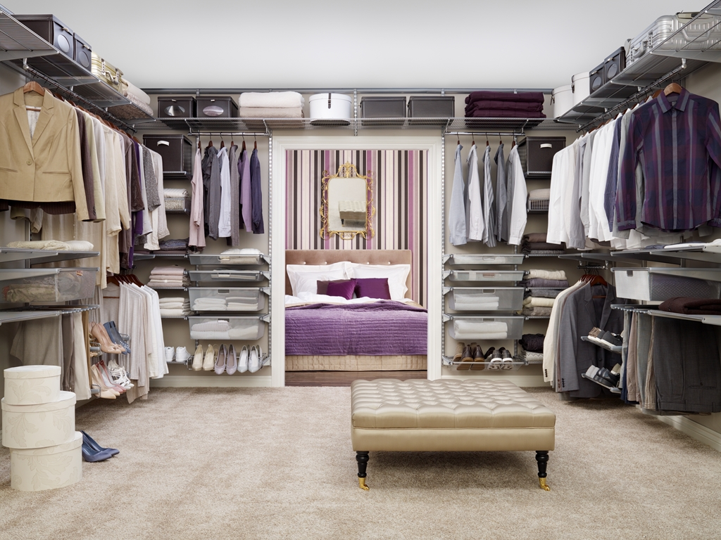 Гардеробные комнаты – рациональность и эргономичность в каждой детали