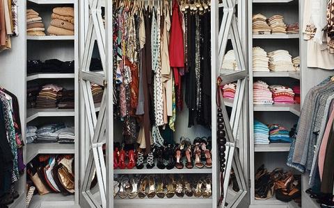 Идеальный небольшой гардероб