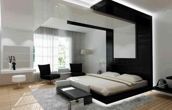 Фото дизайн современной спальни