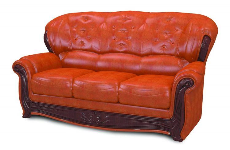 Искусственная кожа на мебели