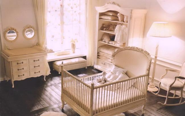 Итальянская мебель для новорожденного