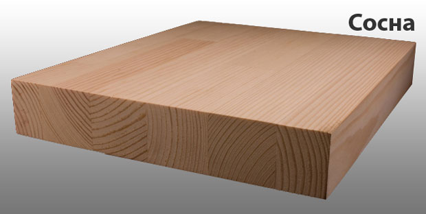 Изготовление мебели на основе сосны