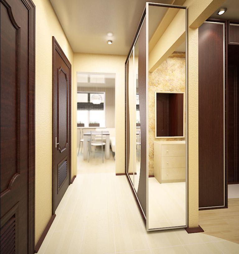 Изменяем внешний вид комнаты