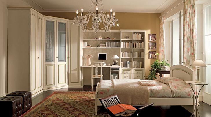 Изысканность итальянской детской мебели