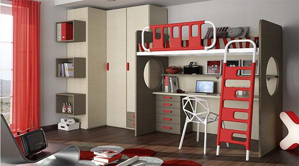 Качественная итальянская мебель для школьника