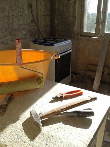 Этапы ремонта мебели