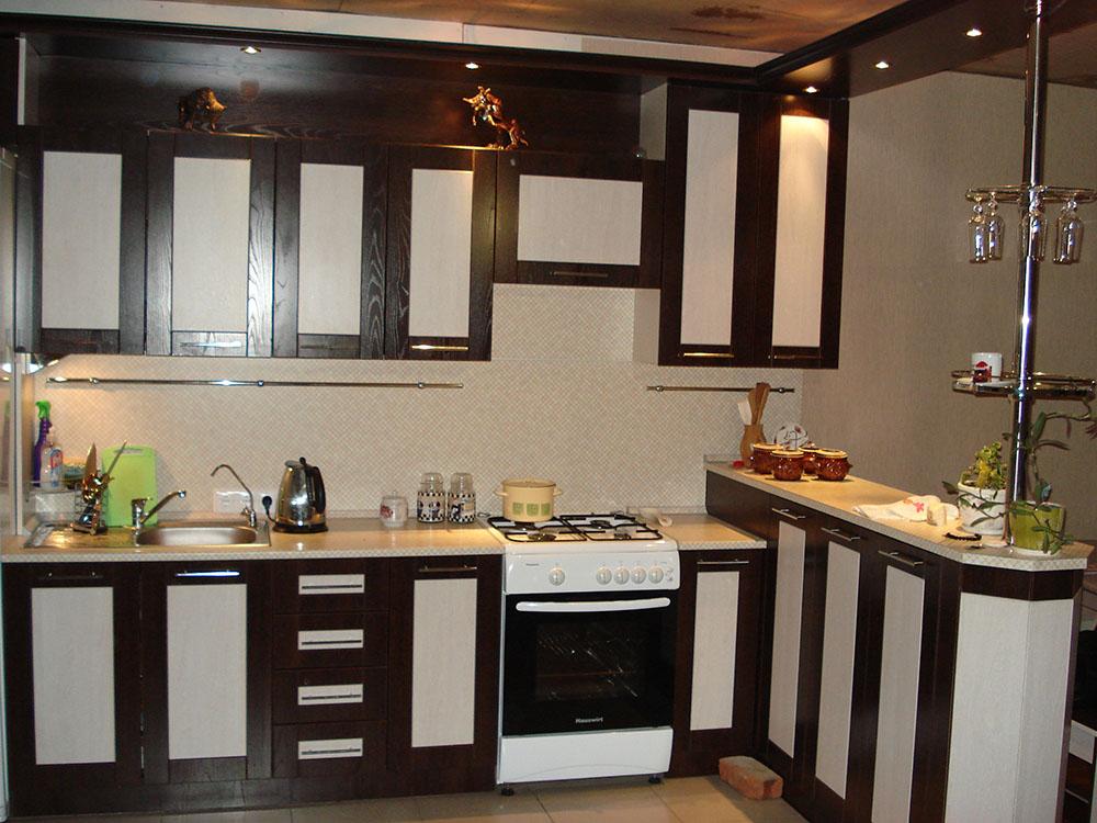 Как подобрать корпусную мебель для обустройства кухни