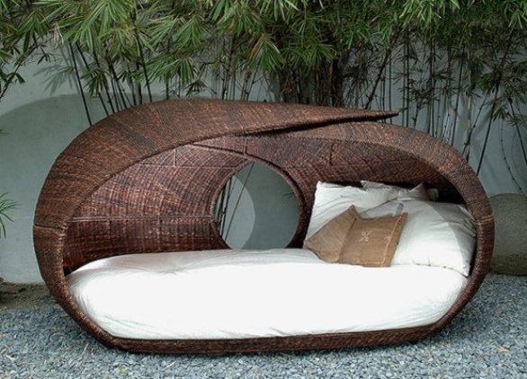 Как подобрать мебель для отдыха на даче