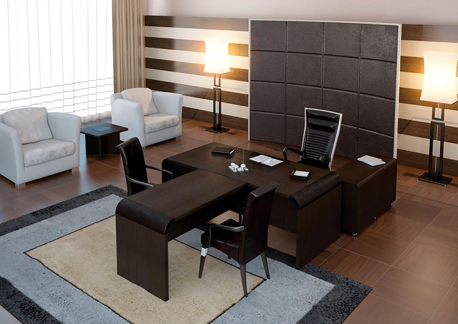 Как подобрать мебель для руководителя