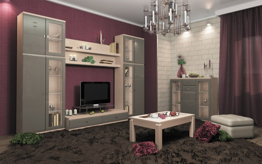 расстановка мебели в гостиной виды и основные правила размещения