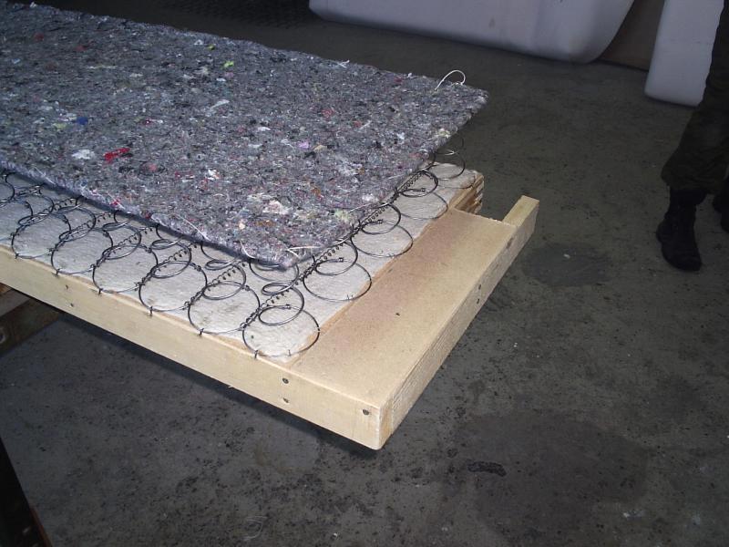 Пружинный блок