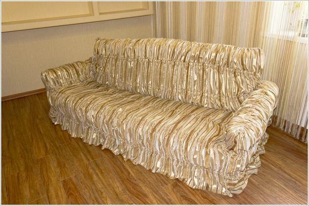 Как выбрать чехол для мебели