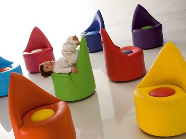 Как выбрать детскую мебель для игр