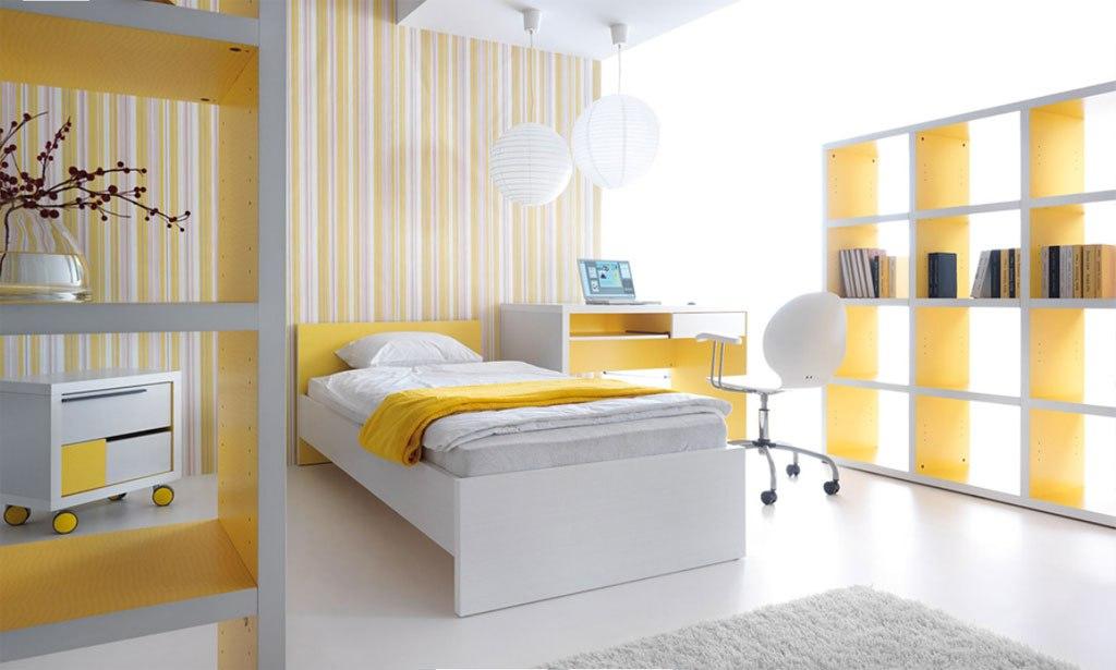 Как выбрать мебель белого цвета для детской