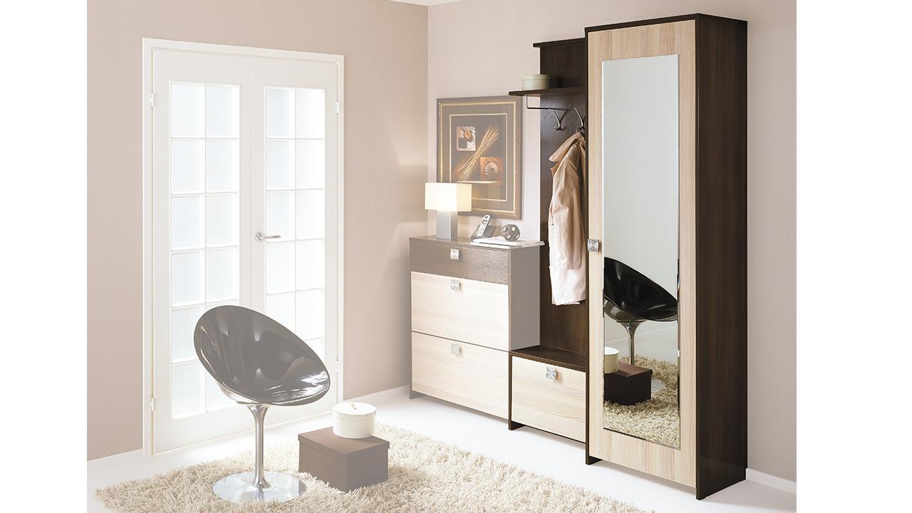 Как выбрать мебель для маленькой прихожей