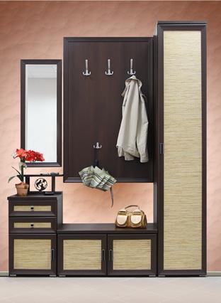 Как выбрать мебель для малогабаритной прихожей