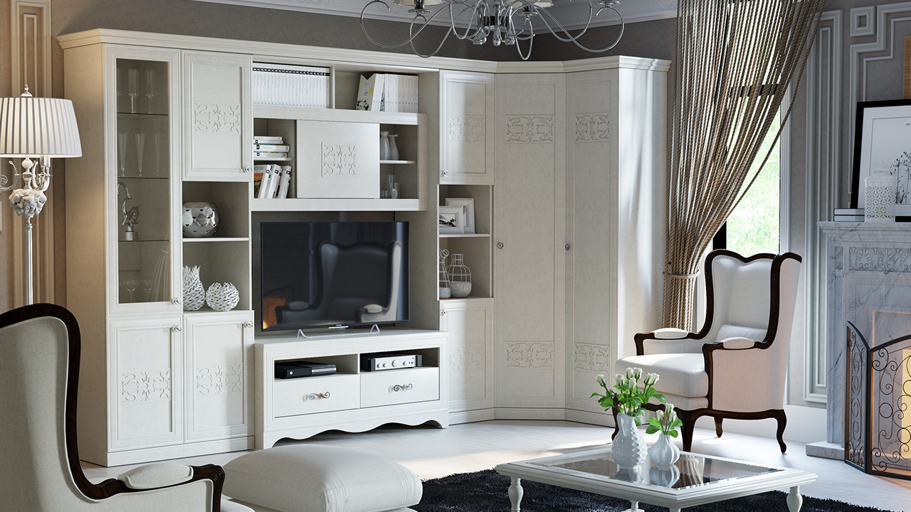 Как выбрать мебель для обустройства гостиной