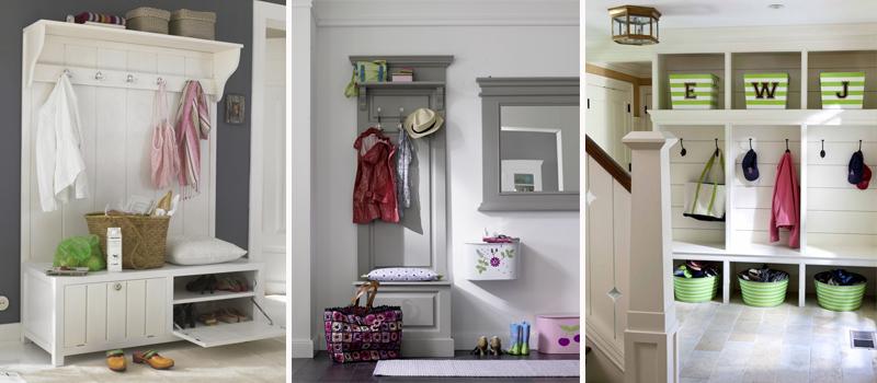 Как выбрать мебель для обустройства прихожей для хранения