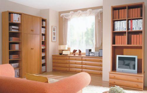 Как выбрать мебель цвета ольха