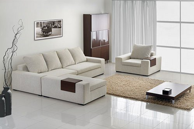 Как выбрать мягкую мебель для оформления гостиной комнаты