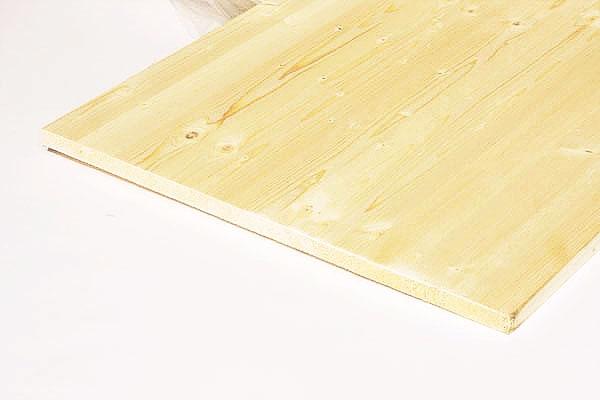 Как выбрать сосновый мебельный щит