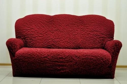 Как выглядят еврочехлы на мягкую мебель