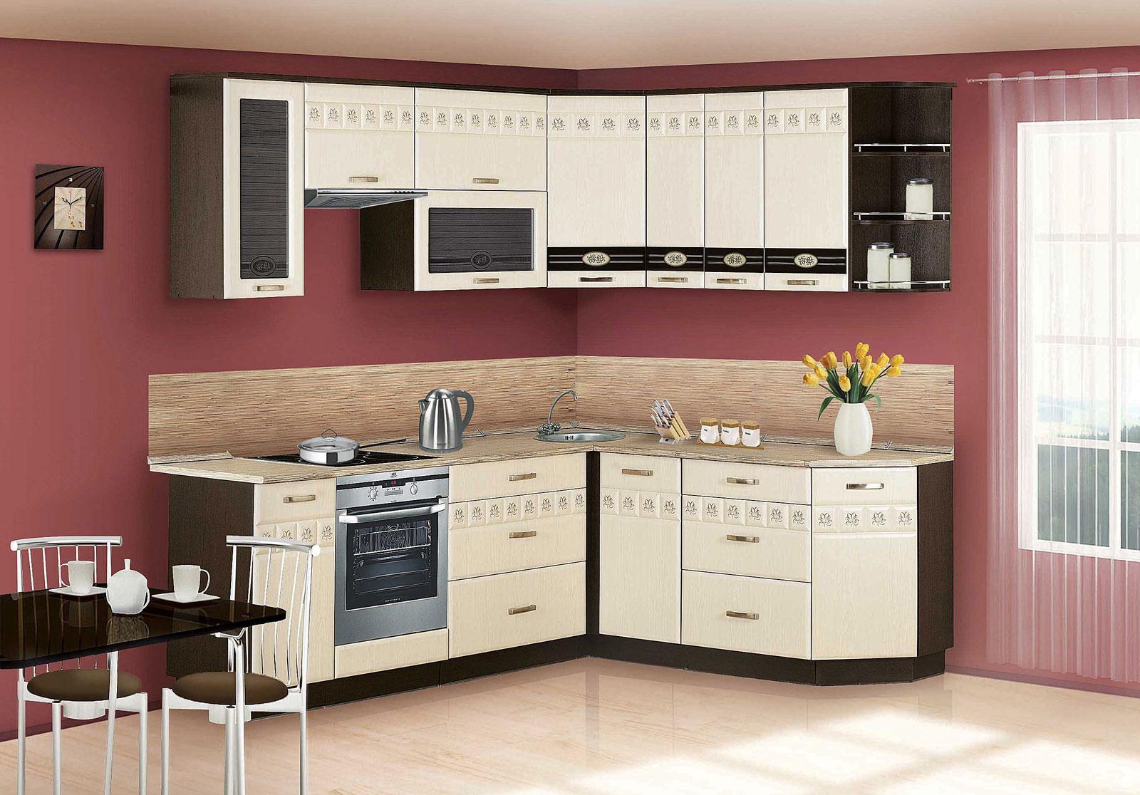 Классическая мебель на кухне