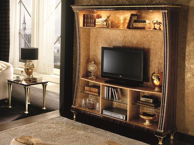 Классическая мебель под телевизор