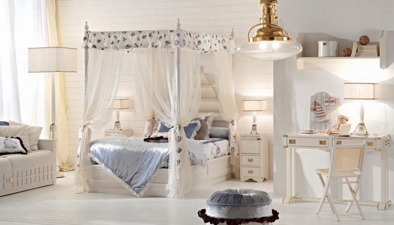 Комната для детей в стиле прованс