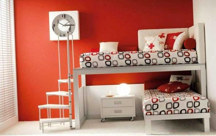 Комната для девочек подростков