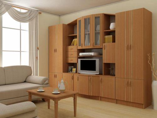 Комната с правильно подобранной мебелью