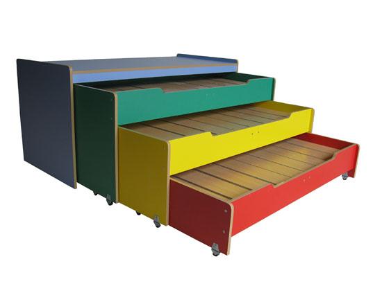 Компактная мебель для обустройтсва детского сада