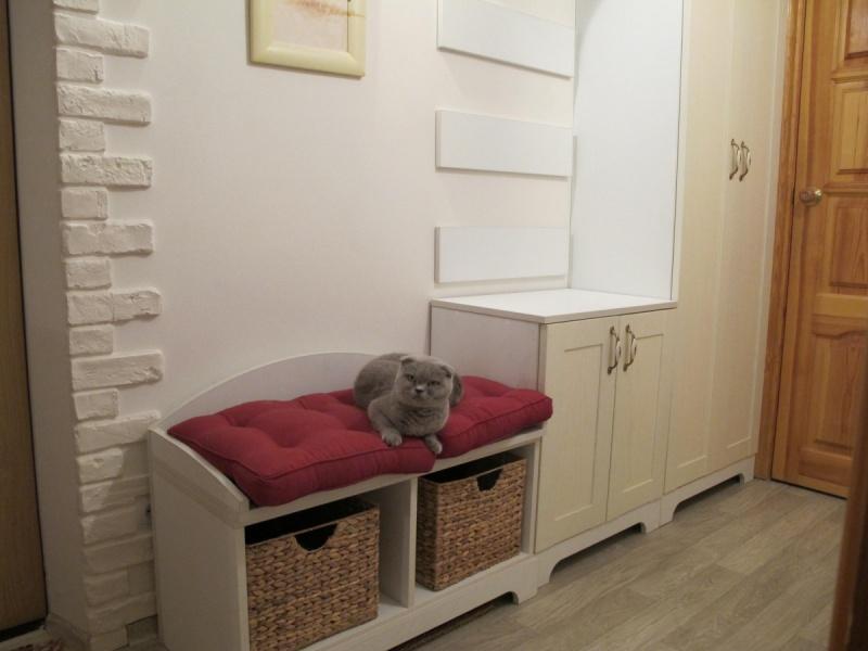 Компактная мебель в коридор