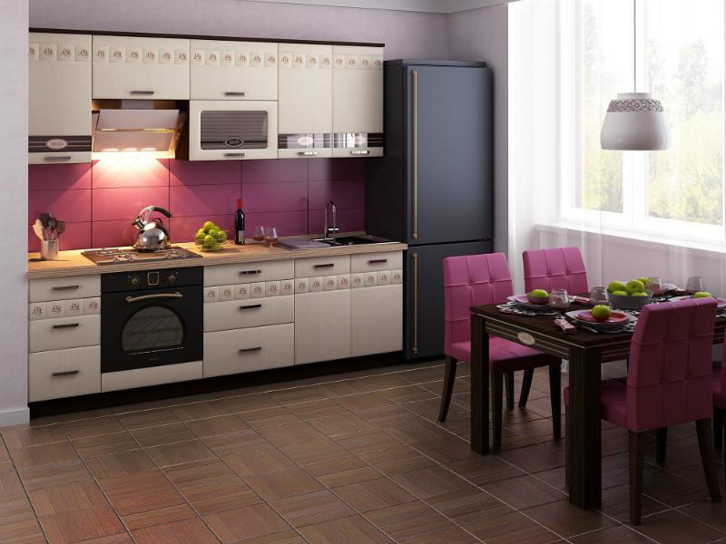 Корпусная мебель на кухне