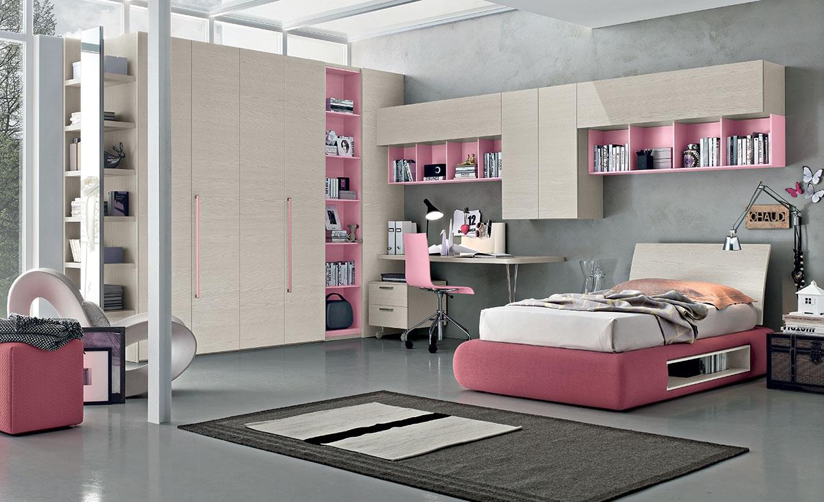 Красивая мебель из Италии для подростка