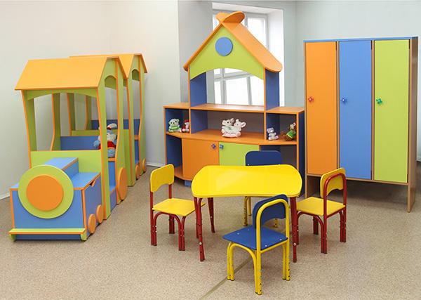 Красивая мебель в детский сад