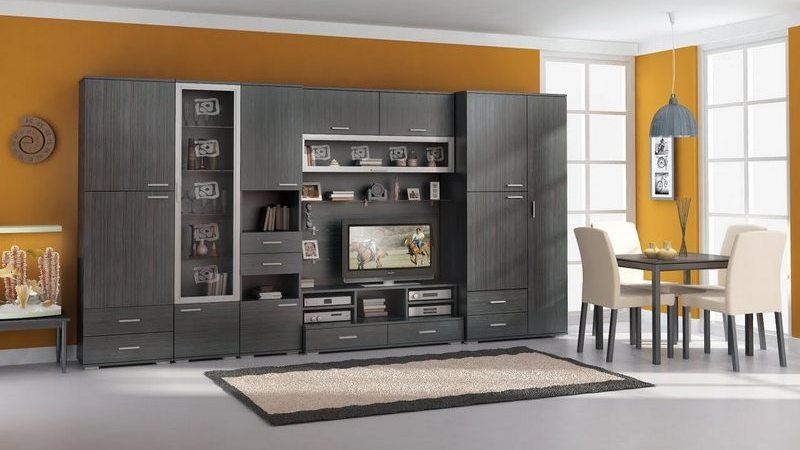 Красивый вариант комнаты в доме