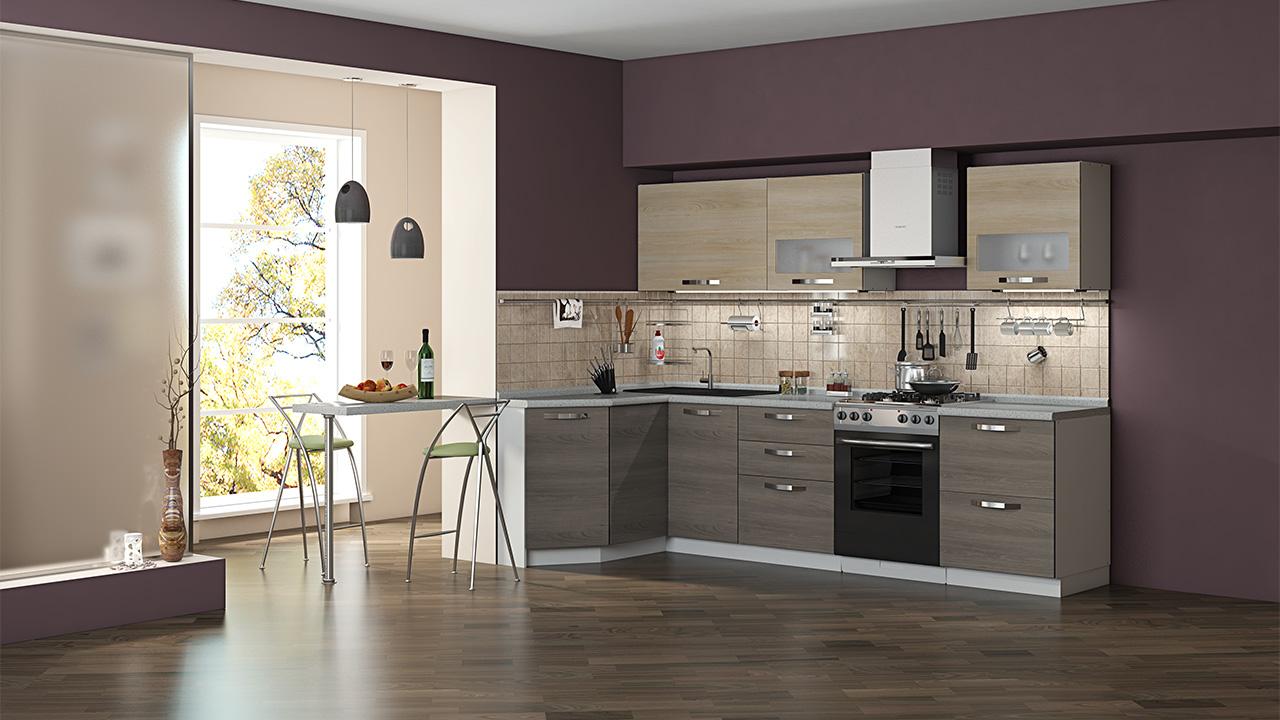 Красота мебели для обустройства кухни