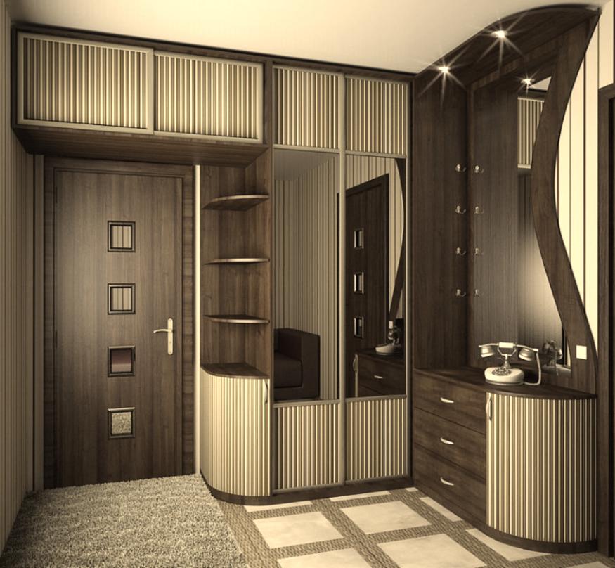 Красота стиля и интерьера комнаты