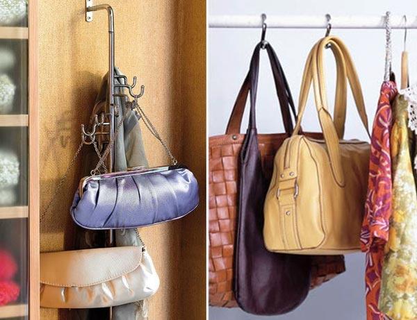 Крючки для сумок