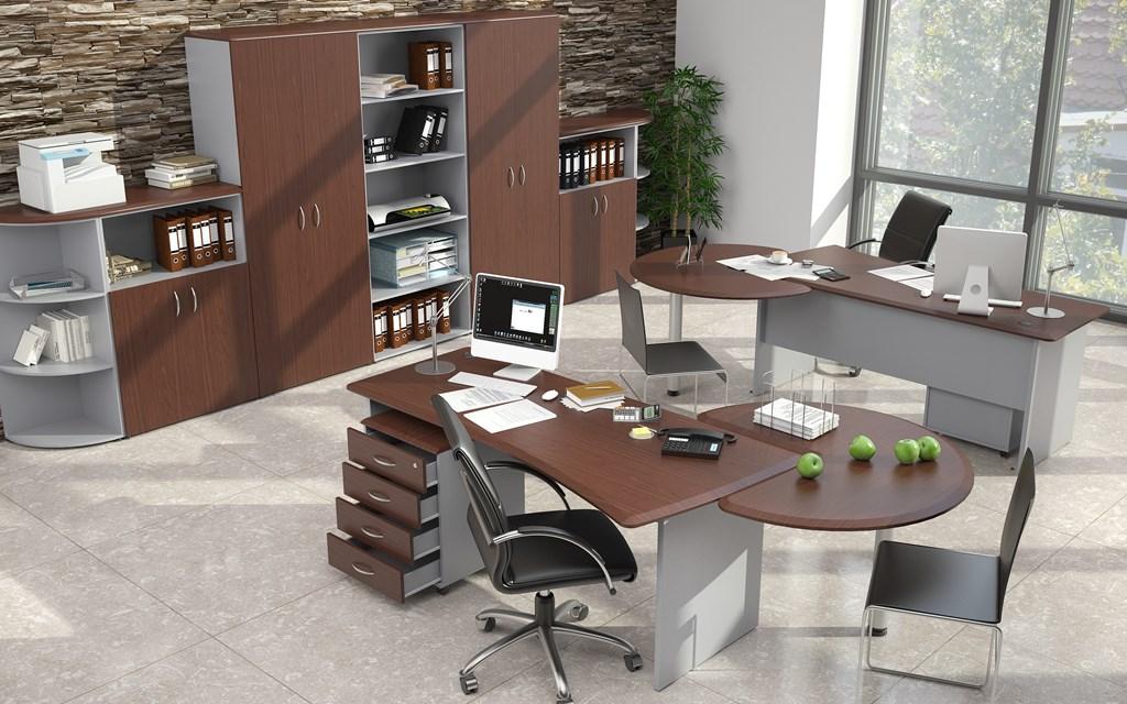 МДФ мебель для персонала