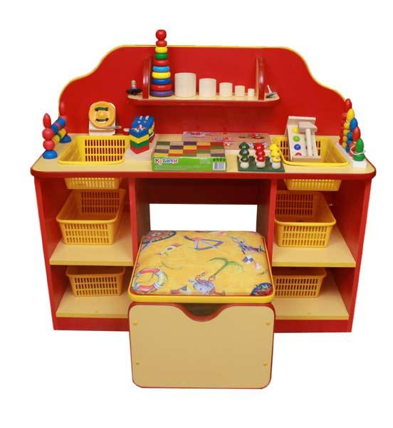Мебель для детского сада из ДСП
