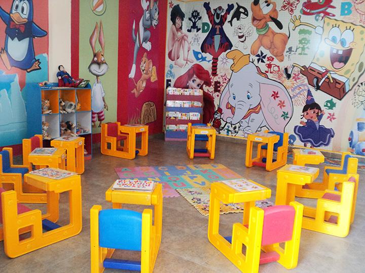 Мебель для детского сада из МДФ