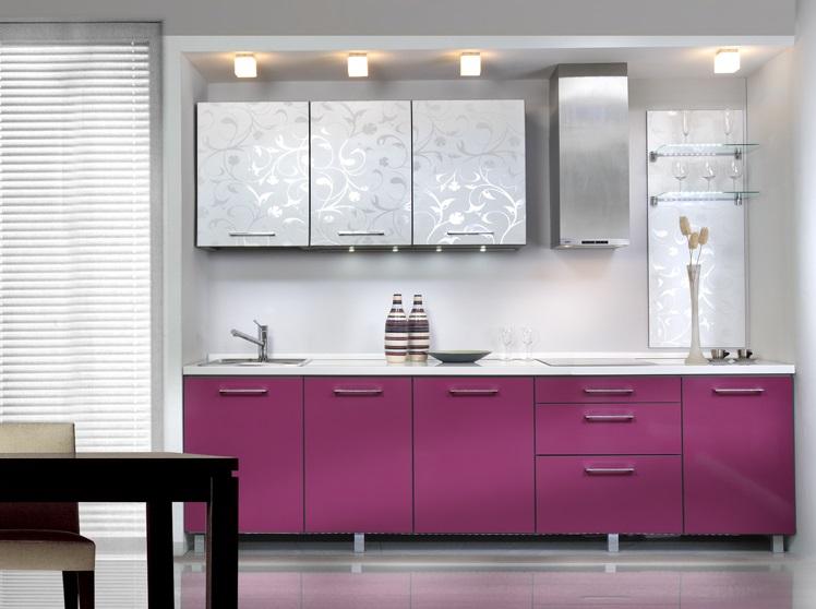 Мебель для кухни из пластика