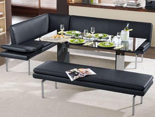 Мебель для кухни натуральная кожа